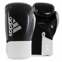 Боксерские перчатки Hybrid 65 черно-белый
