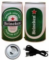 MP3 плеер в виде банки пива Heineken