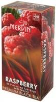 Чай Mervin черный Малина пакетированный 25*2 грам