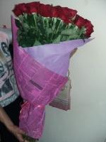 51 висока троянда