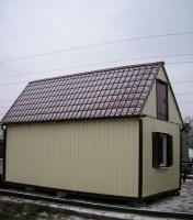 Дачний дом, садовий дом