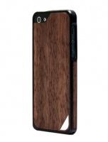Alloy X Wood для iPhone 5, Black