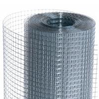 Сетка сварная 25*25 0,5мм оц (50 кв.м)