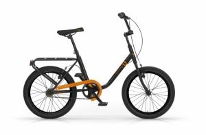 Велосипед городской из Италии Minimal F**KU! MBM