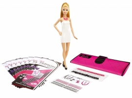 Barbie Fashion Design Maker Doll
