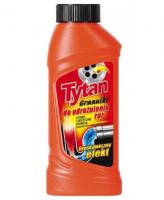 Гранулы для прочистки водосточных труб Tytan 400г.