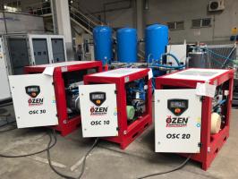 Винтовой компрессор Ozen OSC 7 купить в Киеве