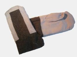 Вачеги (рукавицы сталевара)