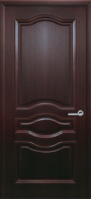 Двери МАЛИНОВКА красное дерево ПГ