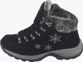 Отличные зимние женские кроссовки! *снежок*