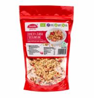 Безглютеновые Кранчи 4 зерна с клубникой