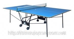 Теннисный стол GK-4/GP-4 ( 2 ракетки и шарики )+ Бесплатная доставка по Украине (ТК «Деливери»)