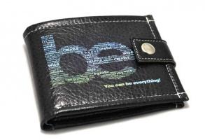 Стильный кошелек «Будь»