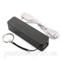 Портативное зарядное устройство Mobile Power Bank A5 2600mAh