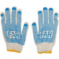 Перчатки тканевые FAR