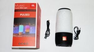 JBL PULSE mini Bluetooth колонка + LED Светильник