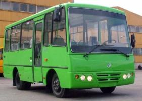 Лобовое стекло для автобусов ХАЗ (Анто-рус)  3250 Антон в Днепропетровске