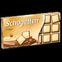 Шоколад Schogetten 100г Trilogia