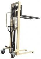 Ручной гидравлический штабелер MSE 500 (Manual Stacker), Б/У