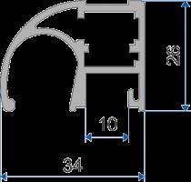 Раздвижные системы BRAUN