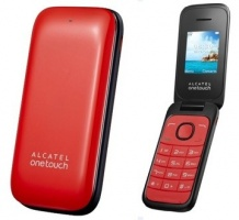 Alcatel 1035D Red