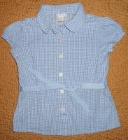 Красивая блузка Next на 5 лет 110 см. Состояние как новая.