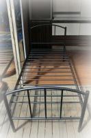 Кровать односпальная металлическая Викинг