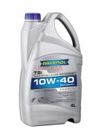 Моторное масло RAVENOL TSI SAE 10W-40 (канистра 4 л)