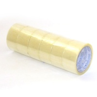 Скотч упаковочный прозрачный 38мкр*45мм*100