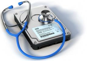 Реанимация жесткого диска, восстановление поверхности диска и удаленных данных.