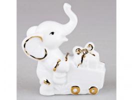 Фігурка декоративна «Слоненя» 8 см