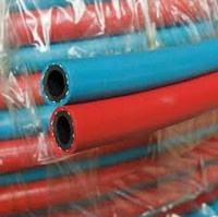 Рукав кислородный I-12-0.63 КОРТ красный