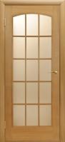 Двери межкомнатные КАПРИ-3 светлый дуб ПОО
