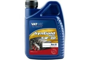VATOIL SynGold Plus 5w30 масло моторное 1л