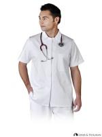 Медицинская блуза с коротким рукавом LH-HCL_JSSBU