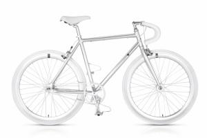 Велосипед городской мужской из Италии Minimal Metal MBM