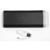 Портативное зарядное устройство Power Bank Xiaomi 20000 Black