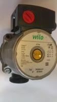 Циркуляционный насос Wilo Star RS 25/4 130 серого цвета, котловой