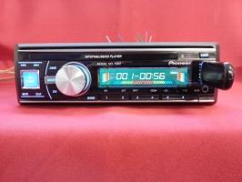 Pioneer 1093 Blue (USB, SD, FM, AUX, ПУЛЬТ)