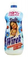 Ополаскиватель-концентрат для белья Wirek Soft 2л=8л