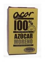 Сахар тростниковый (коричневый)« Acor 100% 1кг