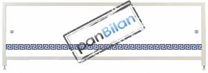 Экран под ванну Пан Билан - АРТ 170см. Греция-1