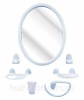 Набор для ванной комнаты «Аква» №4 Альтернатива
