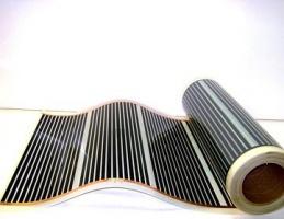 Инфракрасная плёнка тёплый пол инфракрасный Korea Heating KH 310 Премиум!