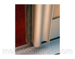 Щетка с клеем «Tecseal» 6,7*5 мм серая