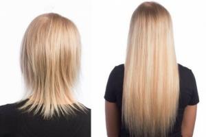 Нарощування волосся у Київі