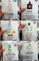 Подарочные наборы парфюмированной воды 50 мл