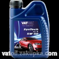 Масло моторное VATOIL SynTech LL-X 5W-50 1л
