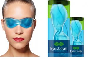 EyesCover — гелевая маска для глаз с мгновенным эффектом подтяжки кожи и устранения припухлостей