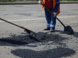 Ямочный ремонт дорог. Асфальтирование (097)608-22-82. Бордюры дорожные.